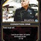 Condition One BSG-015 (C) Battlestar Galactica CCG