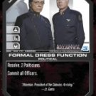 Formal Dress Function BSG-069 (C) Battlestar Galactica CCG