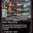 Increased Loadout BSG-075 (C) Battlestar Galactica CCG