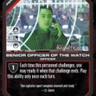 Mr. Gaeta, Senior Officer of the Watch BSG-128 (C) Battlestar Galactica CCG