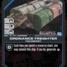 Ordnance Freighter BSG-161 (U) Battlestar Galactica CCG
