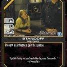 Standoff BSG-044 (C) Battlestar Galactica CCG