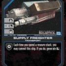 Supply Freighter BSG-174 (U) Battlestar Galactica CCG