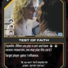 Test of Faith BSG-049 (C) Battlestar Galactica CCG