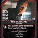 William Adama, The Old Man BSG-143 (C) Battlestar Galactica CCG