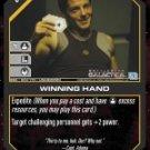 Winning Hand BSG-053 (U) Battlestar Galactica CCG
