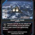 Raptor 342 BSG-165 (U) Battlestar Galactica CCG