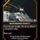 Boarding Party BTR-008 (C) Battlestar Galactica CCG