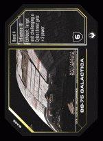 BS-75 Galactica BTR-003 (U) Battlestar Galactica CCG