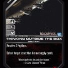 Thinking Outside the Box BTR-078 (U) Battlestar Galactica CCG