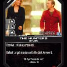 The Hunters BTR-077 (U) Battlestar Galactica CCG