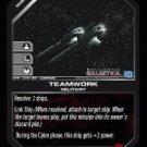 Teamwork BTR-076 (C) Battlestar Galactica CCG