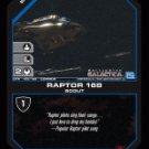 Raptor 168 BTR-158 (C) Battlestar Galactica CCG