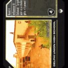 Delphi Union High School BTR-005 (U) Battlestar Galactica CCG