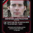 Dr. Baltar, Defense Contractor BTR-098 (U) Battlestar Galactica CCG