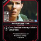 Hadrian, Investigator BTR-111 (U) Battlestar Galactica CCG