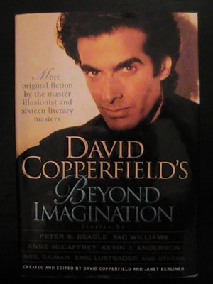 """David Copperfield Beyond imagination  """"Signed"""""""