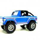 BLUE 1972 FORD BRONCO 4X4.RARE!!!!
