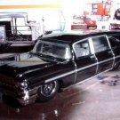 1963 FLEETWOOD HEARSE CADILLAC.NICE!!!