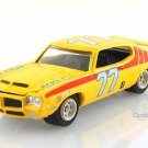 Johnny Lightning 1971 Pontiac GTO Super Stocker