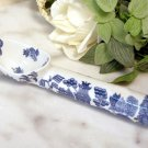 Blue Willow Porcelain Ice Cream Scoop Collectible NEW!
