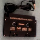CASSETTE ADAPTER FOR MP3 PLAYERS