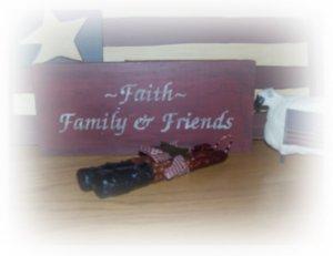 ~Faith~Family~Friends~