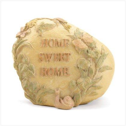 Home Sweet Home Garden Stone