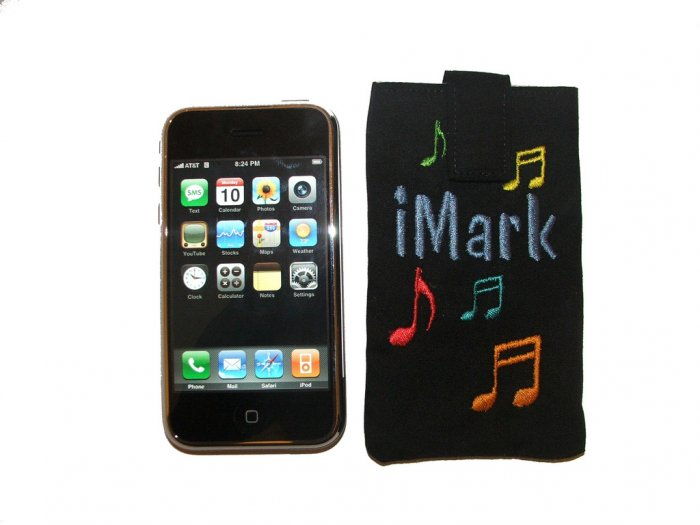 iPhone iTouch & iPod Personalized Cozy
