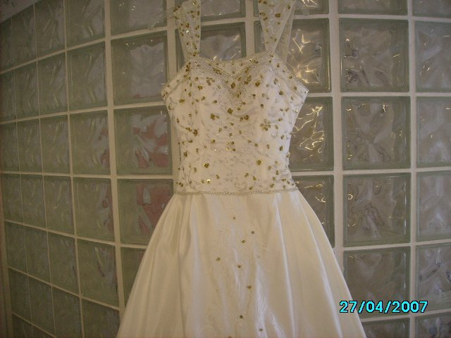 Misses wedding dress
