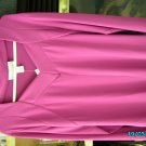 George Simonton magenta or black Ladies designer jersey pullover