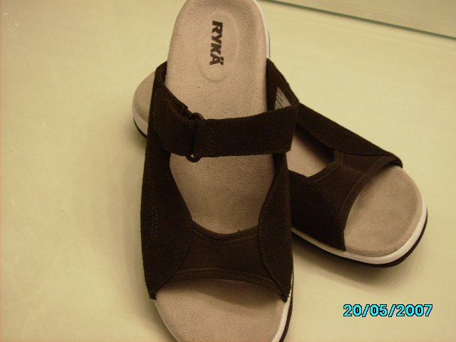 Ladies Ryka sandals