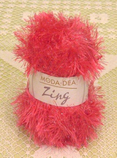 "Moda Dea Zing ""Pink Cosmo"" Yarn ~ 1 Skein ~ $1.75"