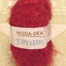 "Moda Dea Dream ""Raspberry"" Yarn ~ 1 Skein ~ $2.50"
