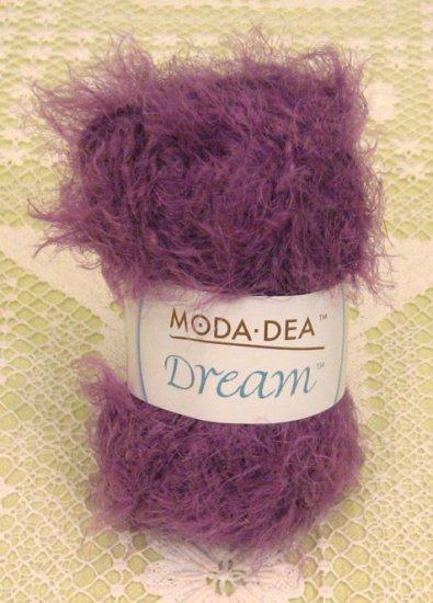 "Moda Dea Dream ""Plum"" Yarn ~ 1 Skein ~ $2.50"