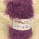 "Moda Dea Dream ""Plum"" Yarn ~ 1 Skein ~ $2.50"