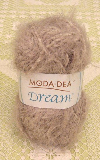 "Moda Dea Dream ""Pecan"" Yarn ~ 1 Skein ~ $2.50"