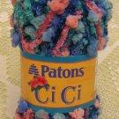"""Patons Ci Ci """"Mardi Gras"""" Yarn ~ 1 Skein ~ $2.25"""