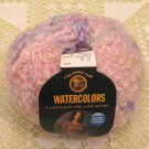 "Lion Brand Watercolors ""Pink Petals"" Yarn ~ 1 Skein ~ $2.50"