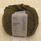 "Rowan RYC Alpaca Soft ""Tuscan"" Yarn ~ 1 Skein ~ $6"