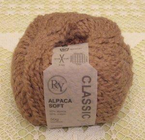 "Rowan RYC Alpaca Soft ""Lichen"" Yarn ~ 1 Skein ~ $4"