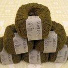 "$60 Lot--6 Skeins Rowan RYC Alpaca Soft ""Tuscan"" Yarn + Free Gift!"