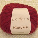 "Rowan Biggy Print ""Fettish"" Yarn ~ 1 Skein ~ $7"