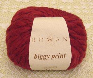 """Rowan Biggy Print """"Fettish"""" Yarn ~ 1 Skein ~ $7"""