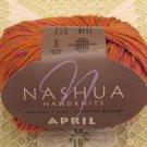 """Nashua April """"Coral"""" Cotton Yarn ~ 1 Skein ~ $4"""