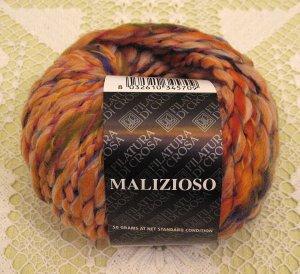 """Filatura Di Crosa Malizioso """"2 Peach Multi"""" Yarn ~ 1 Skein ~ $3.50"""