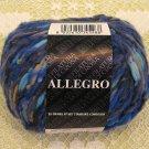 """Filatura Di Crosa Allegro """"10 Blue Multi"""" Yarn ~ 1 Skein ~ $5"""