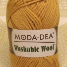 "Moda Dea Washable Wool ""Maize"" Yarn ~ 1 Skein ~ $5"