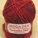 """Moda Dea Tweedle Dee """"Fireside"""" Yarn ~ 1 Skein ~ $6"""