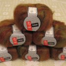 "$66 Lot--6 Skeins Muench Furrari ""4407"" Mohair Yarn + Free Gift!"